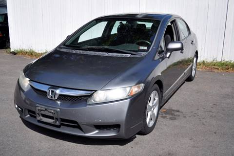 2010 Honda Civic for sale in Milford, NH