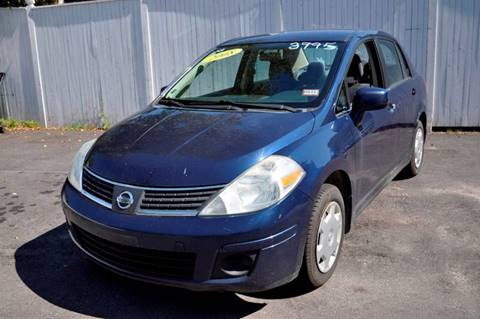 2008 Nissan Versa for sale in Milford, NH