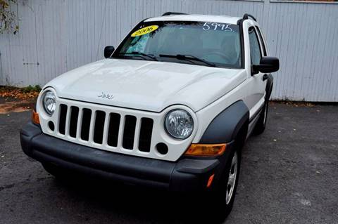 2006 Jeep Liberty for sale in Milford, NH