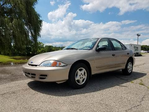 2002 Chevrolet Cavalier for sale in Salem, OH