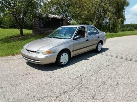 2002 Chevrolet Prizm for sale in Salem, OH