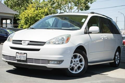 2005 Toyota Sienna for sale in San Leandro CA