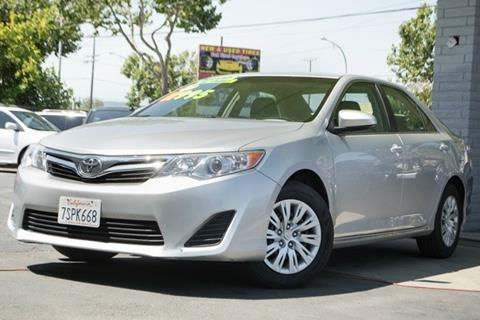 2012 Toyota Camry for sale in San Leandro CA