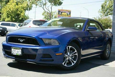 2014 Ford Mustang for sale in San Leandro CA