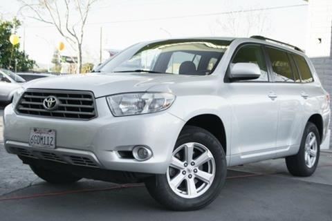 2010 Toyota Highlander for sale in San Leandro CA