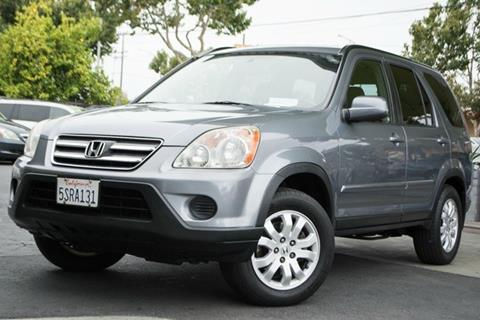 2006 Honda CR-V for sale in San Leandro CA