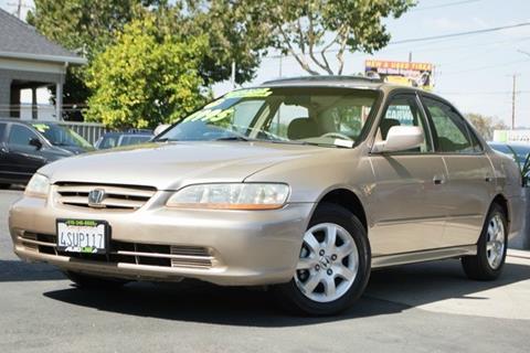2001 Honda Accord for sale in San Leandro CA