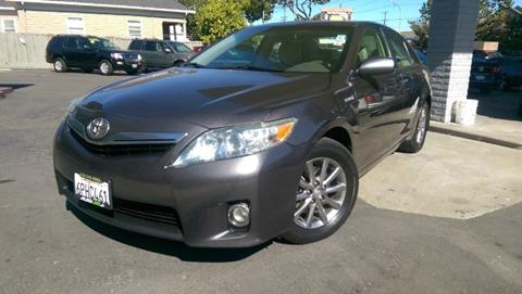 2011 Toyota Camry Hybrid for sale in San Leandro, CA