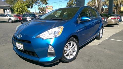 2012 Toyota Prius c for sale in San Leandro CA