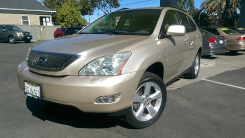 2004 Lexus RX 330 for sale in San Leandro CA