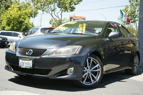 2008 Lexus IS 250 for sale in San Leandro, CA