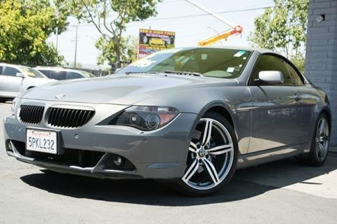2005 BMW 6 Series for sale in San Leandro, CA