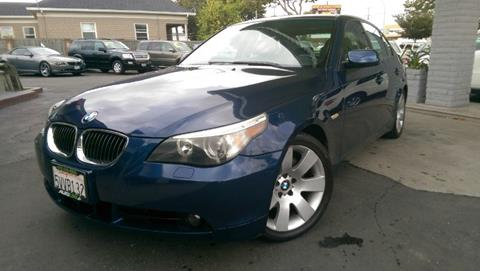 2007 BMW 5 Series for sale in San Leandro, CA