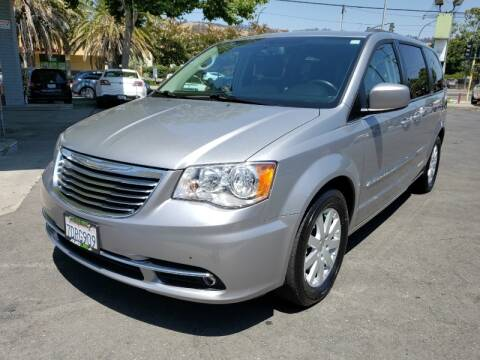 2014 Chrysler Town and Country for sale at Autolink in San Leandro CA