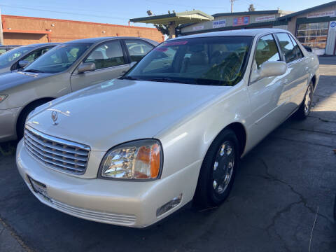 2001 Cadillac DeVille for sale at Autolink in San Leandro CA