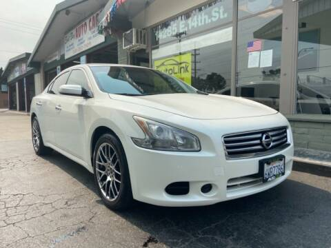 2012 Nissan Maxima for sale at Autolink in San Leandro CA