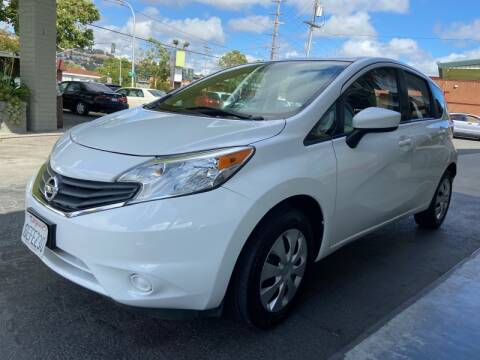 2015 Nissan Versa Note for sale at Autolink in San Leandro CA