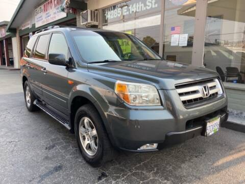 2006 Honda Pilot for sale at Autolink in San Leandro CA