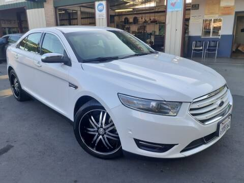 2013 Ford Taurus for sale at Autolink in San Leandro CA