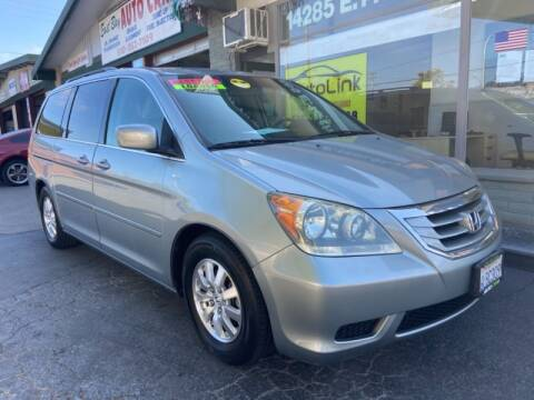 2010 Honda Odyssey for sale at Autolink in San Leandro CA