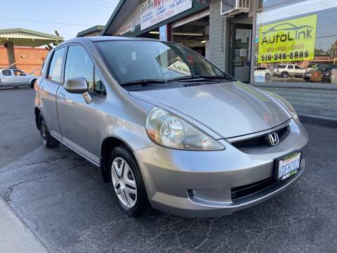2008 Honda Fit for sale at Autolink in San Leandro CA