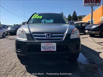 2006 Honda CR-V for sale in San Rafael, CA
