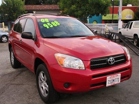 2008 Toyota RAV4 for sale in San Rafael, CA