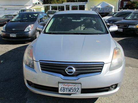 2007 Nissan Altima Hybrid for sale in San Rafael, CA