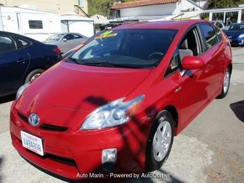 2010 Toyota Prius for sale in San Rafael CA