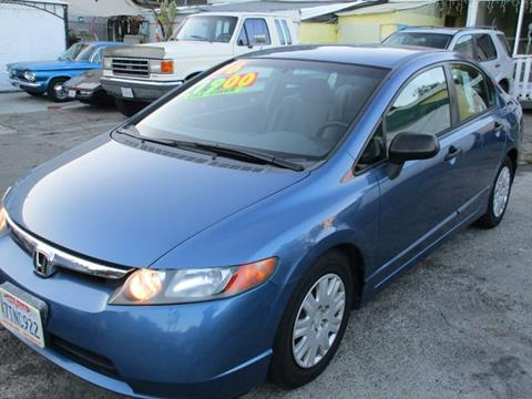 2006 Honda Civic for sale in San Rafael CA