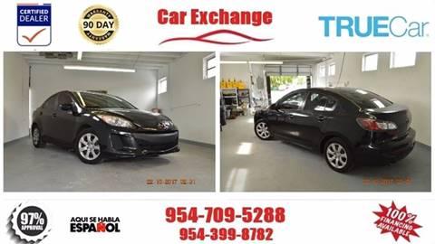 2012 Mazda MAZDA3 for sale in Hollywood, FL