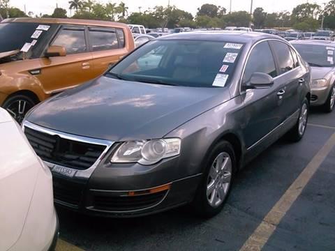 2006 Volkswagen Passat for sale in Hollywood, FL