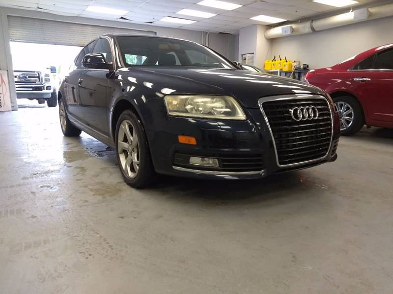 Audi A Premium In Hollywood FL CAR EXCHANGE - Audi car 2010