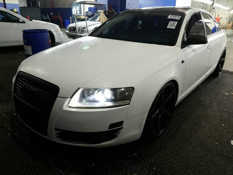 2006 Audi A6 For Sale At CAR EXCHANGE In Hollywood FL
