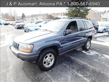 2001 Jeep Grand Cherokee for sale in Altoona, PA