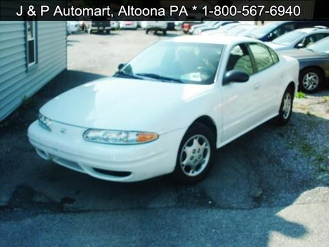 Used 2001 Oldsmobile Alero For Sale Carsforsale