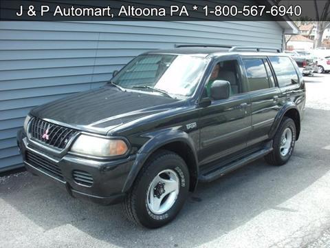 2001 Mitsubishi Montero Sport for sale in Altoona, PA