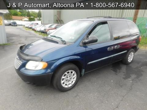 2002 Chrysler Voyager for sale in Altoona, PA