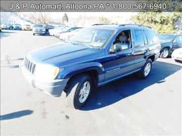 2002 Jeep Grand Cherokee for sale in Altoona, PA