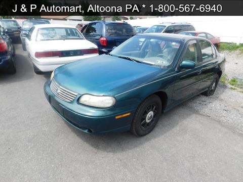 1998 Chevrolet Malibu for sale in Altoona, PA