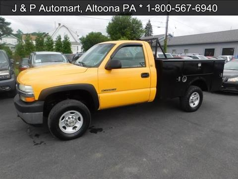 2002 Chevrolet Silverado 1500 SS Classic for sale in Altoona, PA