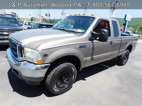 2002 ford f 250 super duty for sale carsforsale 2002 ford f 250 super duty for sale in altoona pa publicscrutiny Images