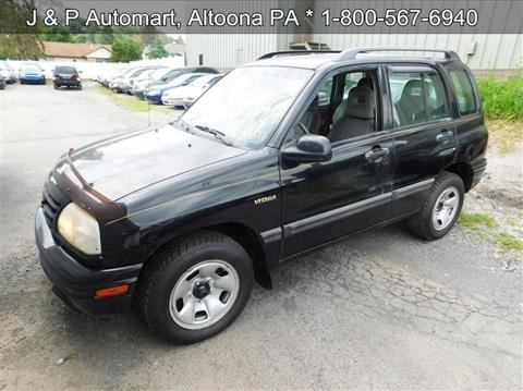 2002 Suzuki Vitara for sale in Altoona, PA