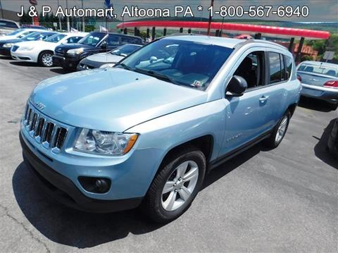 2013 Jeep Compass for sale in Altoona, PA