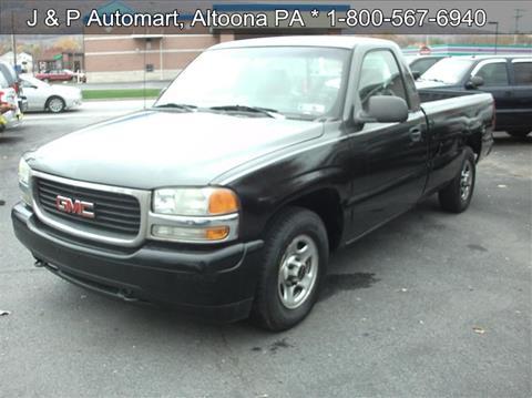1999 GMC Sierra 1500 for sale in Altoona, PA