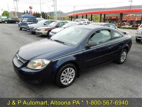 2009 Chevrolet Cobalt LS for sale at J & P Auto Mart in Altoona PA