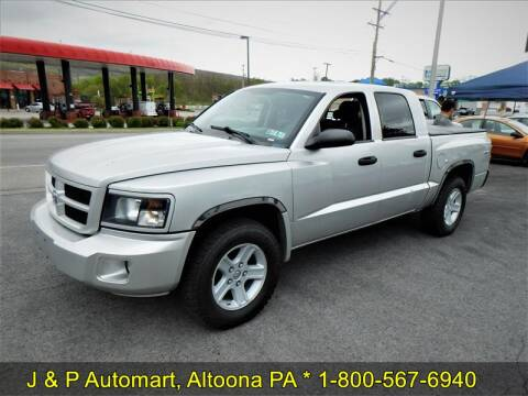 2011 RAM Dakota for sale at J & P Auto Mart in Altoona PA