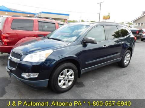 2011 GMC Acadia SLT-1 for sale at J & P Auto Mart in Altoona PA