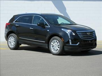 2017 Cadillac XT5 for sale in Mount Pleasant, MI