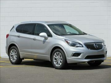 2017 Buick Envision for sale in Mount Pleasant, MI